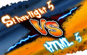 silver light vs html5