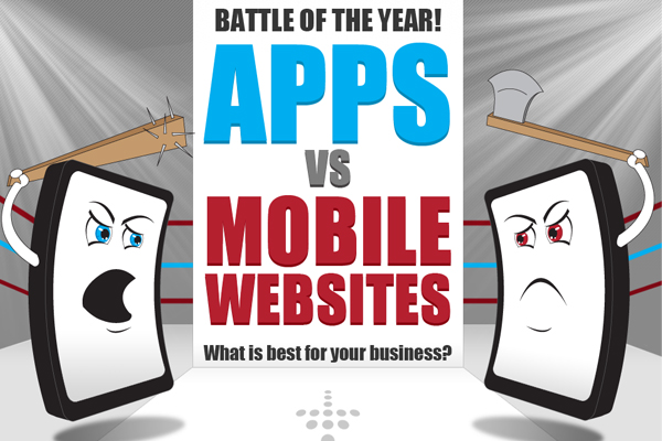 How Mobile Apps are Better than Websites?