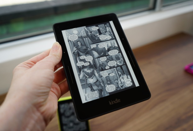 kindle ipad screen