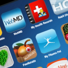 Mobile apps for Healthcare Industry