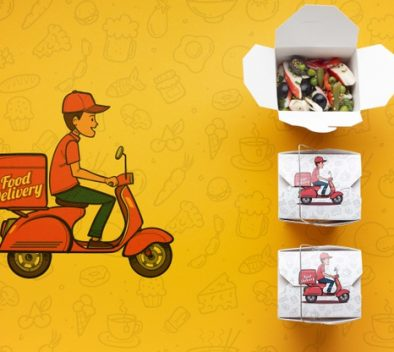 online food delivery startups