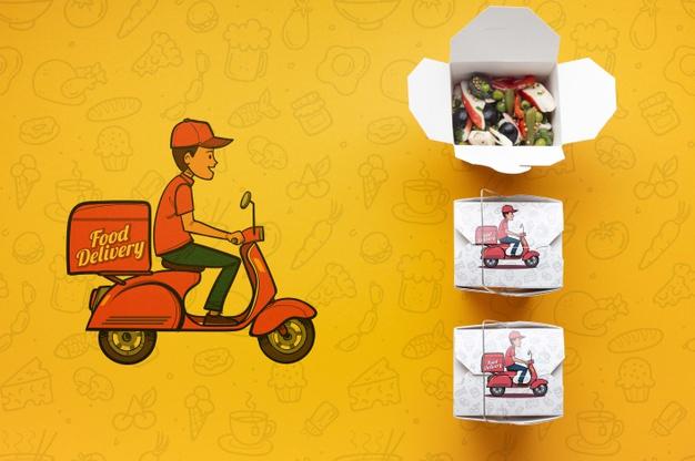 online food delivery startups