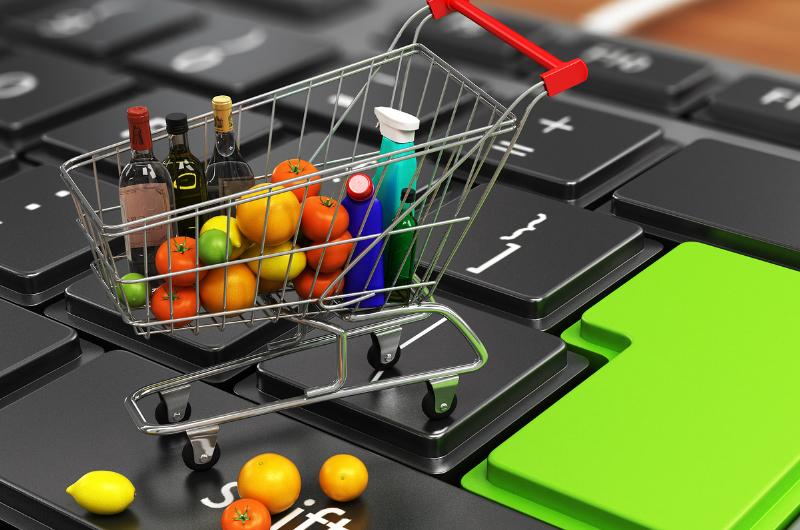 online grocery business U.S 2017