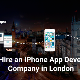 How to Hire an iPhone App Development Company in London