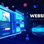 travel website development