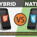 hybrid app vs native app