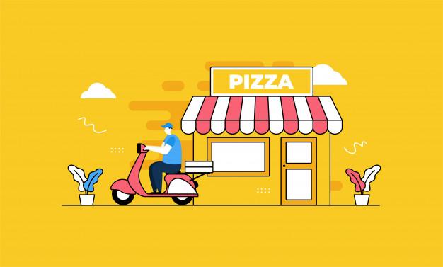 restaurant food ordering app
