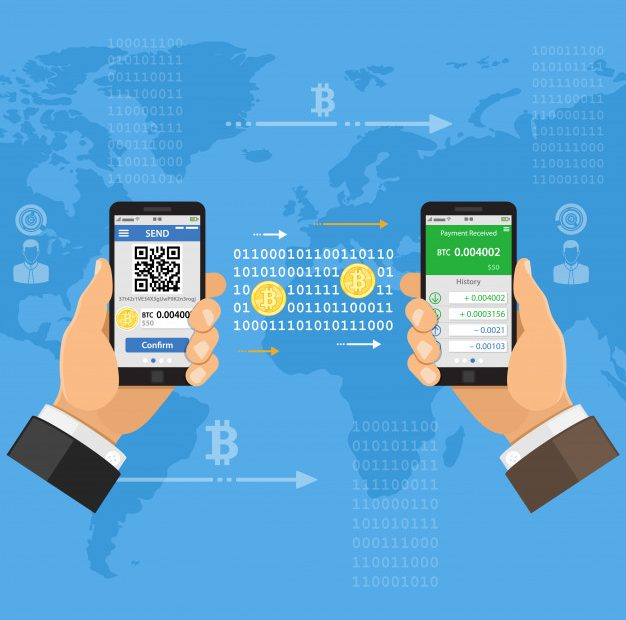 build blockchain application