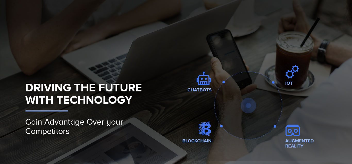 Driving Future with Technology
