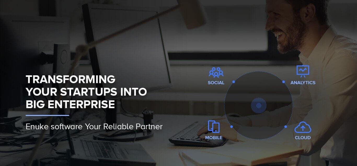 Transforming Startups into Big Enterprise
