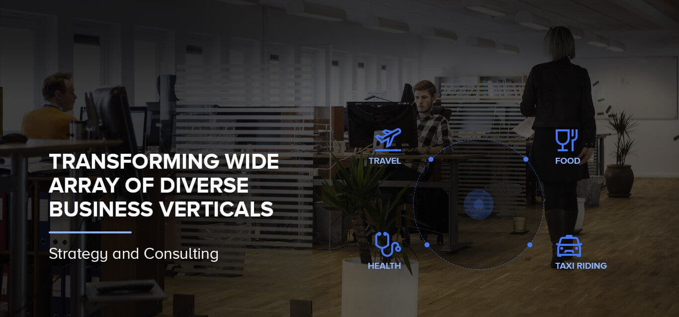 Transforming Wide Array of Diverse Business Verticals