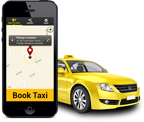 Taxi Booking App Development Company - Web and Mobile App